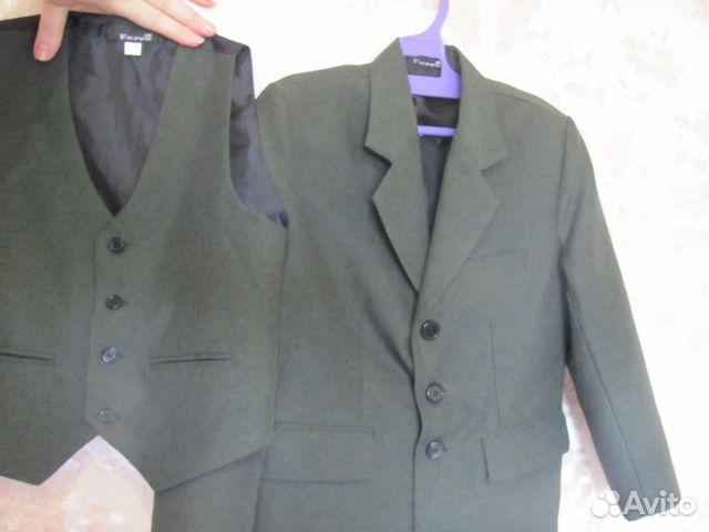 Жилетка и пиджак 89506537036 купить 1