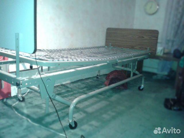 Медицинская кровать для лежачих больных б/у