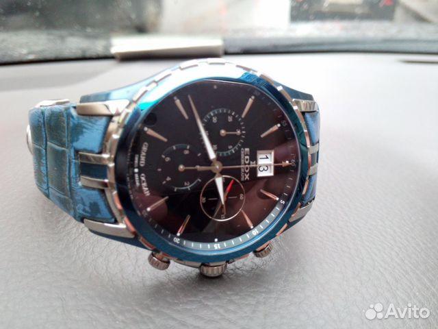 Edox 10302-3-AIN Цены на Наручные часы Edox 10302-3-AIN