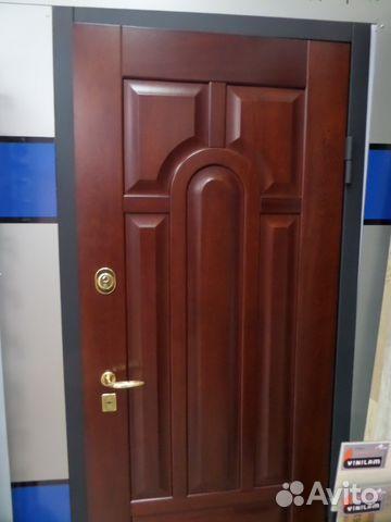 входные двери нового образца