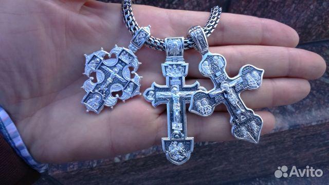 Восьмерка для цепи наперсного креста