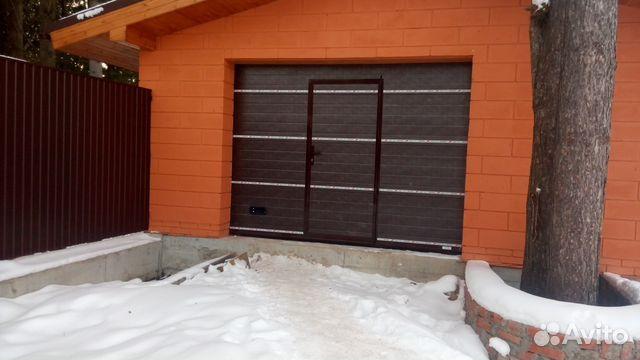 гаражные ворота продажа в перми