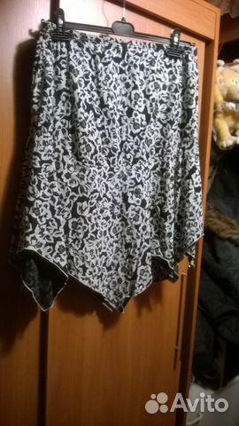 Оригинальная и легкая юбка
