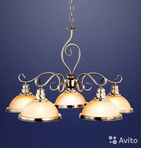 Новая люстра arte lamp A6905LM-5AB Safari