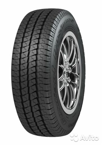 Автошины 205/70 R15C Cordiant Business CS-501— фотография №1