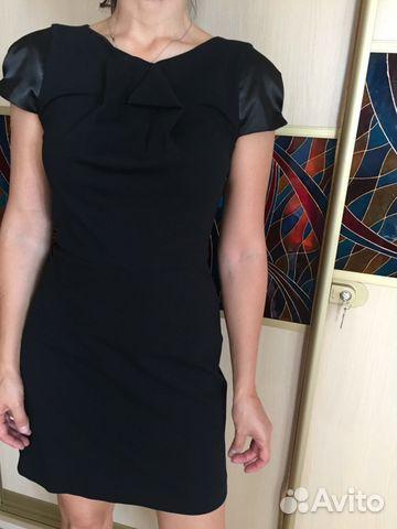 1e6d35b8e8f Маленькое чёрное платье новое Liu Jo оригинал купить в Санкт ...