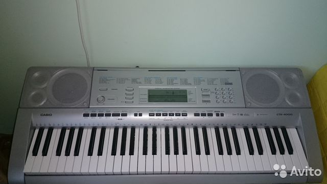 Casio CTK-4000 Keyboard Review - YouTube