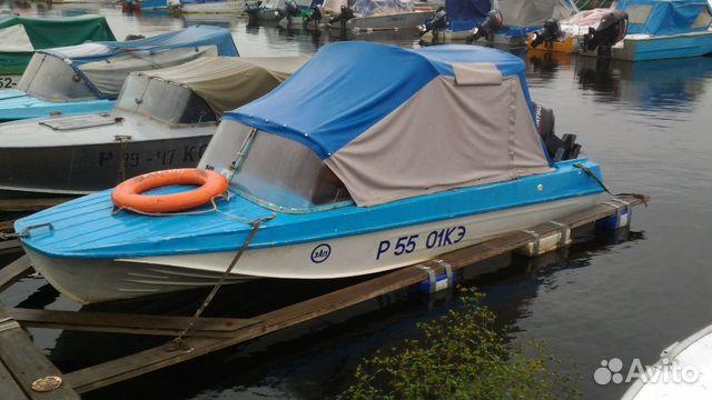 купить бу лодку казанку в самарской области