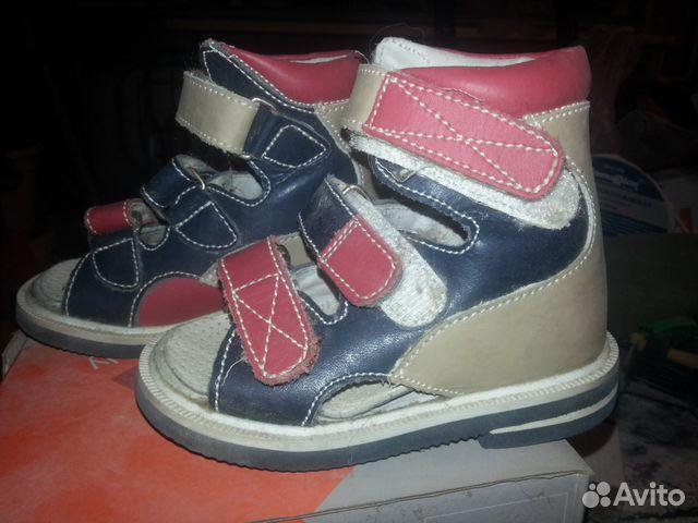 b6d548b3c Ортопедическая обувь купить в Тамбовской области на Avito ...