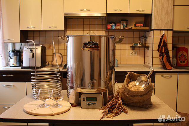 Мини пивоварни бавария купить самогонный аппарат в таганроге хд-4