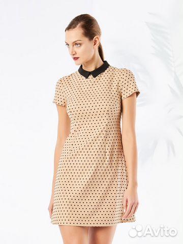 Платье в крапинку mohito 89221662000 купить 1