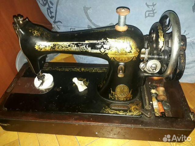 Машинка зингер полностью в рабочем состоянии торг 89962393948 купить 1