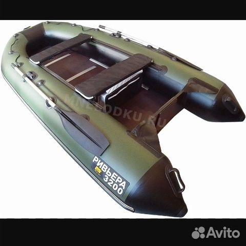 лодка ривьера 3200 ск в новосибирске