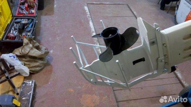 ремонт китайских лодочных моторов своими руками