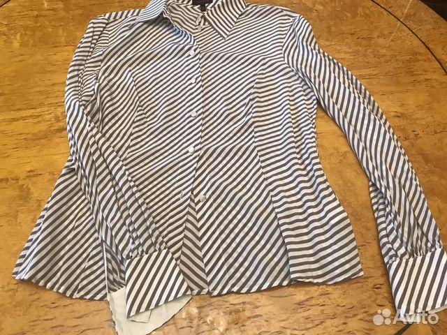 1df0771d2076 Escada de40 46-48 шелк рубашка блузка яя купить в Санкт-Петербурге ...