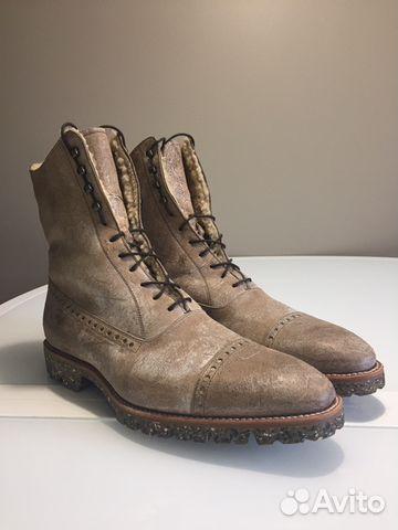 678e50511 Зимние ботинки Carlos Santos купить в Челябинской области на Avito ...