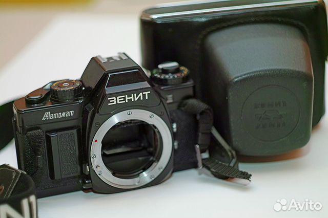 фотоаппарат зенит автомат фотографии освещения, самая большая