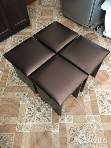 Новые кухонные стулья 4 шт