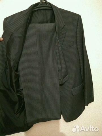 Мужской костюм 89134842209 купить 4