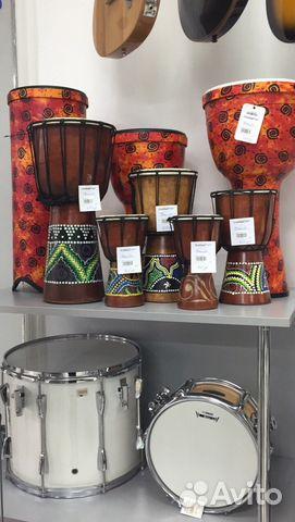 Джембе - африканские барабаны 89644091358 купить 2