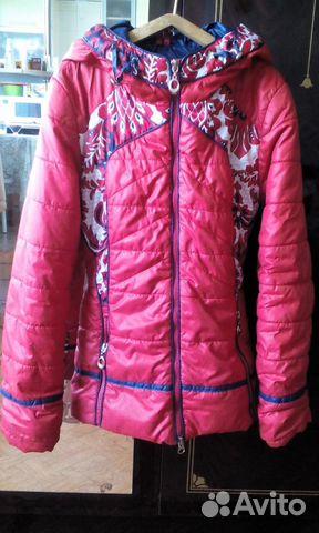 Куртка демисезонная. Рост 140 89243575950 купить 1