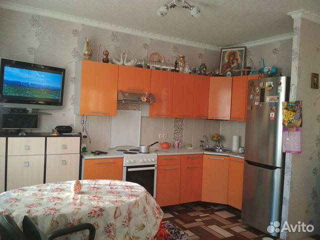 Продается однокомнатная квартира за 1 900 000 рублей. Калужская область, Боровский район, деревня Кабицыно, Молодежная д. 4.