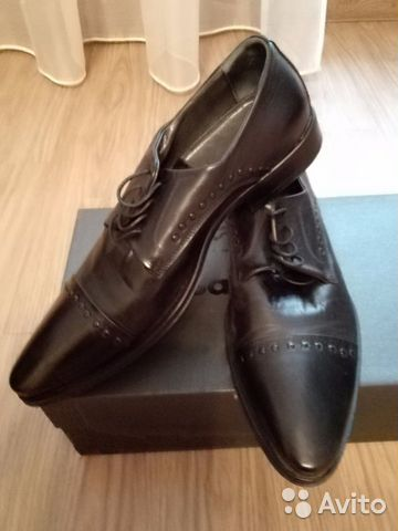 c660d352 Продам мужские кожаные туфли Baldinini   Festima.Ru - Мониторинг ...