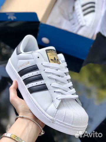 421d4daf08d8 Кроссовки Adidas Superstar, 41 размер купить в Ростовской области на ...