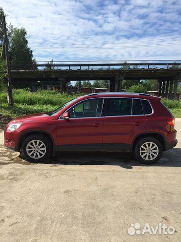 Volkswagen Tiguan, 2009 89815518667 купить 3
