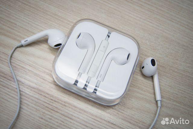 Наушники Apple Earpods купить в Москве на Avito — Объявления на ... 310aa3e1abfb1