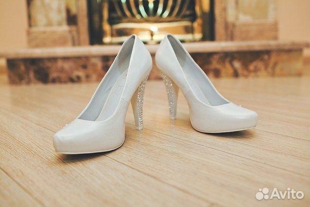 Авито. свадебные туфли
