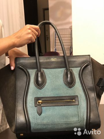 31af62c835d6 сумка Celine Luggage оригинал Festimaru мониторинг объявлений