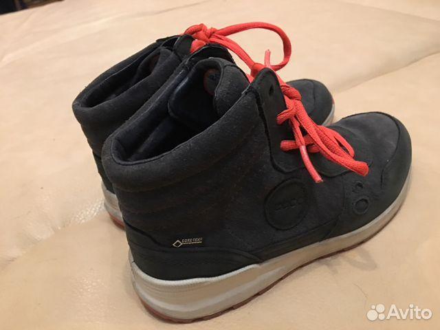 7ac5f61a6 Осенние ботинки ecco р.31 | Festima.Ru - Мониторинг объявлений