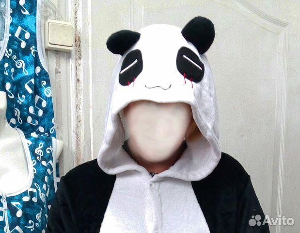 Пижама кигуруми панда. Новая - Личные вещи 06ad858c8e27f