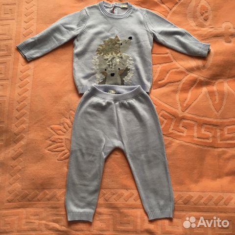 3e229070708 Трикотажный костюм united colors of Benetton купить в Москве на ...