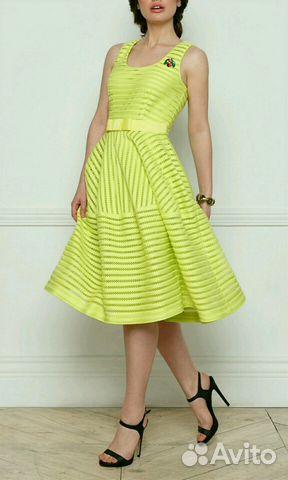 Новое платье фирмы Valkiria, размер М  89824805839 купить 1