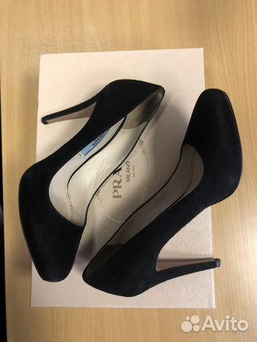Туфли Prada 35 размер   Festima.Ru - Мониторинг объявлений 9f5a1380581
