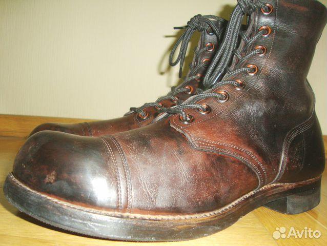 13abe6369 Американские ботинки made in USA 1957г. 47 размер купить в Москве на ...