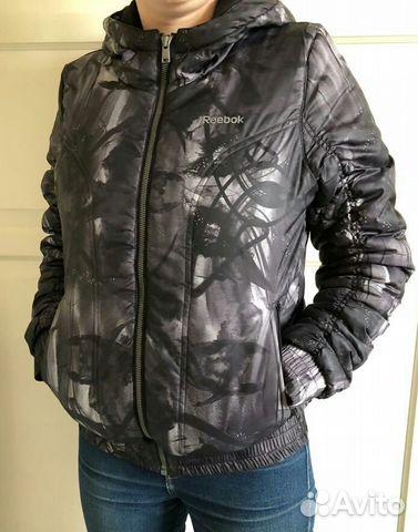 f7cacc7cbbb6 Куртка осень зима Reebok   Festima.Ru - Мониторинг объявлений