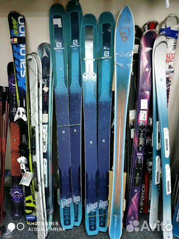 2666bf6fca0f Горные лыжи Salomon The Lumen qst   Festima.Ru - Мониторинг объявлений
