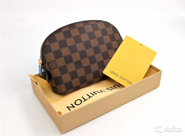 Косметичка Louis Vuitton   Festima.Ru - Мониторинг объявлений 3bd04bf28a7