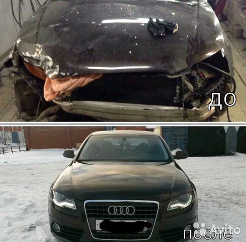 Специализированный кузовной ремонт вашего авто 89619885773 купить 9