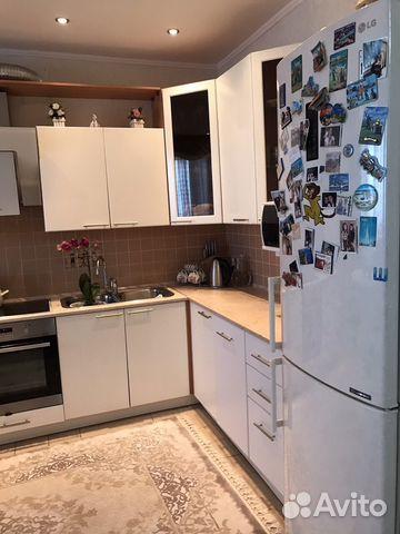 Продается трехкомнатная квартира за 7 500 000 рублей. Железнодорожная улица, 2В.