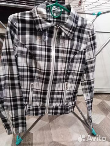 8c09efbc987d1 Летняя женская куртка купить в Саратовской области на Avito ...