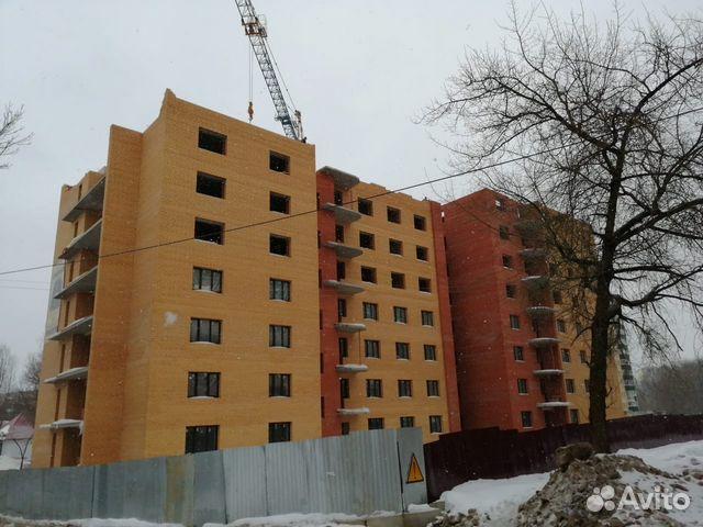 2-к квартира, 64.8 м², 2/9 эт. 89107883060 купить 4