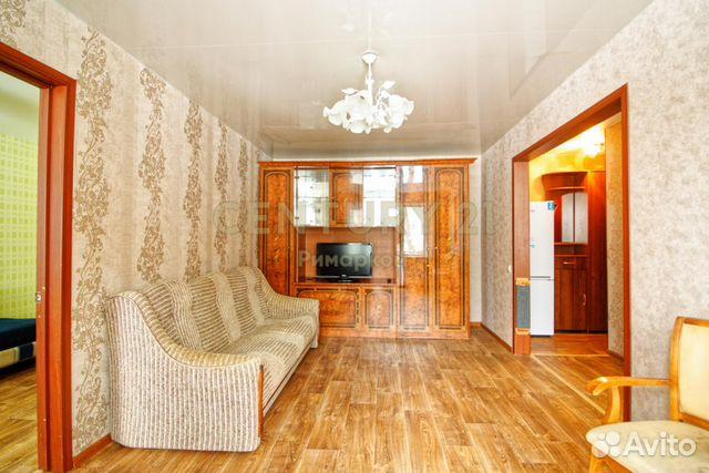 Продается двухкомнатная квартира за 3 190 000 рублей. Московская улица, 86.