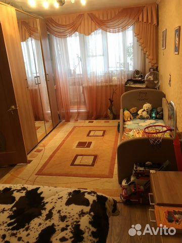 Продается двухкомнатная квартира за 3 200 000 рублей. Нижний Новгород, улица Шаляпина, 22.