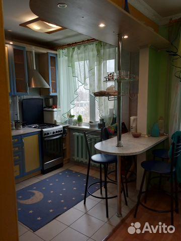 Продается двухкомнатная квартира за 2 100 000 рублей. Дзержинск, Нижегородская область, Западный переулок, 28.