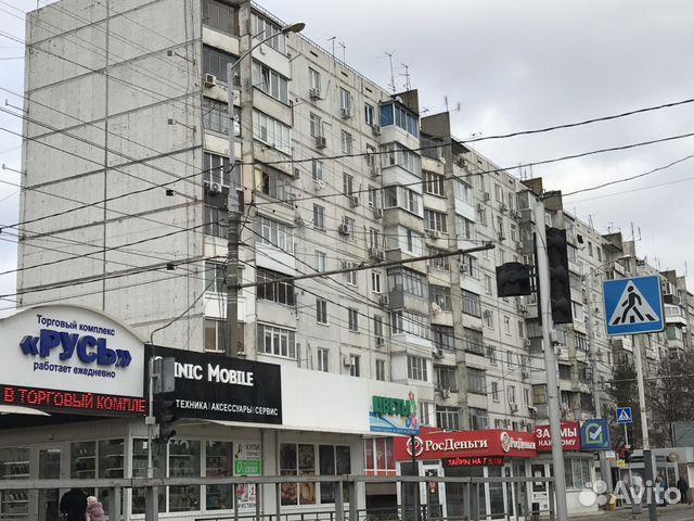 Продается двухкомнатная квартира за 3 350 000 рублей. Краснодар, Сормовская улица, 177.