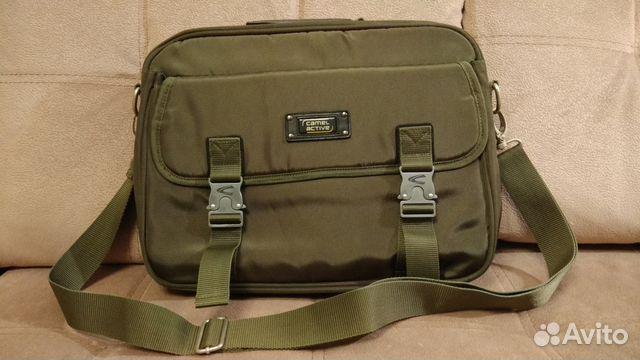 32b383d1b34b Плечевая сумка для ноутбука Camel Active 13